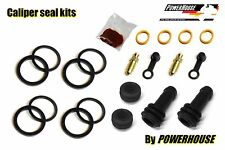 Kawasaki Zxr 250 C Ninja 91 a 95 Freno Delantero Caliper Sello Kit 1993 1994 1995