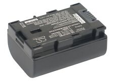Batterie Li-Ion POUR JVC gz-mg980-a gz-hm50 gz-ms110beu gz-hd550 gz-ms110buc nouveau
