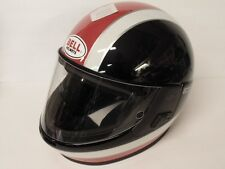 Vintage Bell GT2 Red White Black Helmet 7 1/8 or 57 cm (6235)