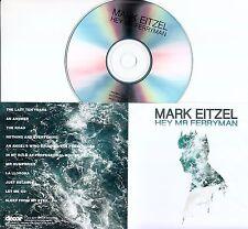 MARK EITZEL Hey Mr Ferryman 2017 UK 11-trk promo test CD American Music Club