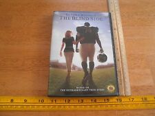 The Blind Side DVD with sleve signed by producer 2009 Sandra Bullock