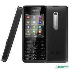 Nokia 301 Unlocked 3G Whatsapp Facebook Mobile Phone *Big Buttons*