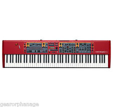 Nord Stage 2 EX 88 HA88 88-Key Stage Piano DEMO!  HA-88