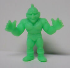 VINTAGE! 1980's Mattel MUSCLE Men #008-Shishikababu-Green Color