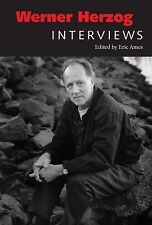 Werner Herzog: Interviews (Conversations with Filmmakers Series), , New Book