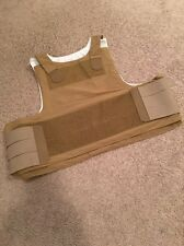 PACA Vest Soft Armor Carrier Coyote XL FSBE DEVGRU SEALs Eagle Allied