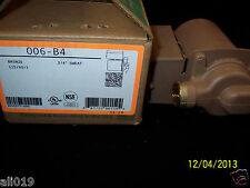 "Taco 006-B4  Bronze Circulating Pump 3/4"" Circulates Domestic Water  Low Lead"