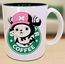 Chopper One Piece Starbucks Anime Manga Japanese Insipred Cartoon Geek Nerd Mug
