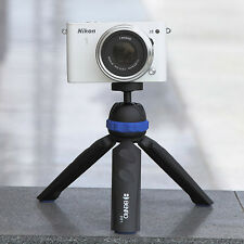 Benro PP1 Mini Portable Table Top Macro Tripod Video Handle with Phone Clamp