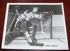 Cleveland Barons Ernie Wakely 1960's  from the Woody Ryan Collection
