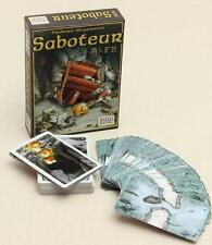Vintage Saboteur Card Game Board Game Cards Game Kid Child Fun 8+ years old