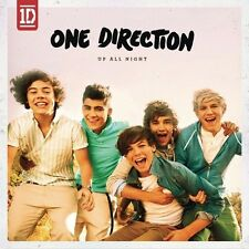 ONE DIRECTION 1D: UP ALL NIGHT 2011 CD NEW