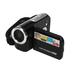Hot 1.5 Inch USB TFT 16MP 8X Digital Zoom SD/SDHC Card Video Camcorder Camera DV