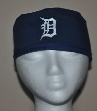 Men's Detroit Tigers Embroidered Scrub Cap/Hat - One Size Fits Most