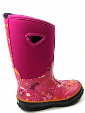 Storm Froster Kids Rain Boots Size 1 US.