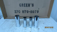 2000 - 2008 VN1500 VN 1500  Kawasaki Vulcan fork Covers with Tree cover