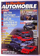 Le moniteur Automobile 1/09/2000; Essai des 10 plus belles sportives du monde