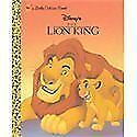 Little Golden Book: The Lion King by Justine Korman and Justine Fontes (2003,...