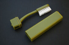 BCB FOLDING TOOTHBRUSH- BRITISH ARMY MILITARY MAKERS - CAMP TRAVEL Wash Gear Kit