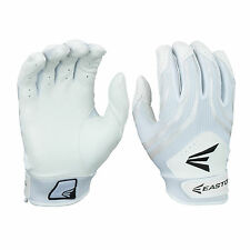 Easton HF3 Woman's XL Fastpitch Gloves White/White, new