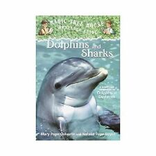 Magic Tree House Fact Tracker #9: Dolphins and Sharks: A Nonfiction Companion to
