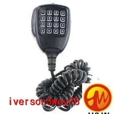 NEW ICOM HM 152T DTMF Microphone for Land Mobile Radio IC  F5061 IC F2821