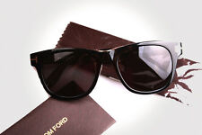 Brand Tom Ford New Model TF9257 Fashion Black Sunglasses For Unisex With Package