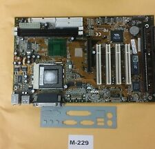 7VX-133 Socket 370 MotherBoard with CPU