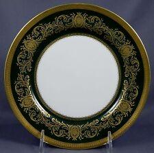 AYNSLEY IMPERIAL LAUREL GREEN 193 Salad Plate