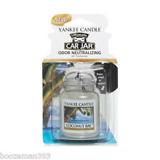 Yankee Candle Noix de coco Bay 3D Ultime Voiture Bocal