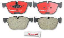 BREMBO Street Disc Brake Pad Set - FRONT - For BMW E70 X5 xDrive30i 35d 35i 48i