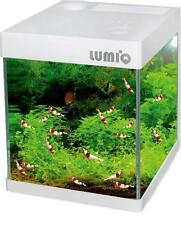 QF OCEAN FREE LUMI'Q 2 NANO TANK (20 L) for CRYSTAL SHRIMP with IPOD/IPHONE DOCK