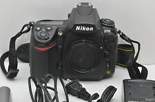 USED Nikon D700 12.1 MP Digital SLR Camera Body Excellent Condition 13700 clicks