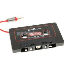 Black Car IC800 Cassette Casette Tape 3.5mm AUX Audio Adapter MP3 MP4 Player