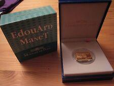 100€ or Edouard Manet etat neuf rare