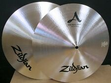 "ZILDJIAN 14"" A ZILDJIAN NEW BEAT HI HATS"