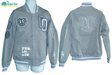 NIKE SPORTSWEAR NSW Limited Edition FRESH AIR Twill Varsity Jacket Grey M