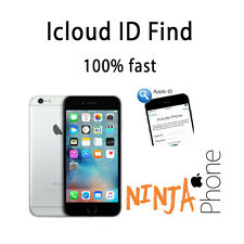 Find Apple ID info iCloud Owner info (name Email Number)