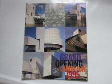 Rock & Roll Hall of Fame Grand Opening 1995 Bruce Springsteen Kinks Snoop Dogg &