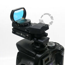 100% New !  SpiderFire 4 Reticle Sight Scope for DSLR Bird Photos