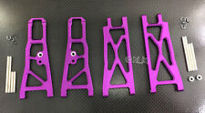 Alloy Front + Rear Lower Arms For HPI Nitro MT2 G3.0