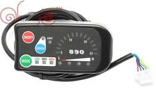 48V 3-speed PAS LED Control Panel/Display Meter-890 for Electric Bicycle