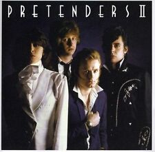 NEW CD Album The Pretenders - Pretenders II (Mini LP Style Card Case)