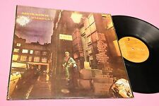 DAVID BOWIE LP THE RISE .. ZIGGY .. ORIG ITALY 1972 EX ORANGE LABEL