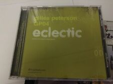 Gilles Peterson Eclectic Sessions Vol 1 : GP042003 CD MINT 5060031891072