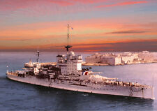 HMS WARSPITE -  LIMITED EDITION ART (25)