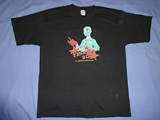 Dog Fashion Disco Shirt XL Pin-Up Went Down Sleepytime Gorilla Museum Fantomas