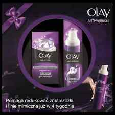 Gift Set OLAY ANTI WRINKLE Eye Gel 15ml + FIRM & LIFT 2in1 Day Cream+Serum 50ml