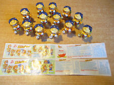 Kinder Egg Toys 13 Lions The Great Leoventuras Leo Venturas 1993 Fussy Fred VGC
