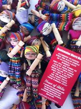 GUATEMALAN WORRY DOLL - FAIR TRADE - BOY MAGNET